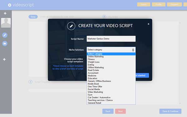 Video Script Templates