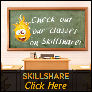 Our Skillshare Classes